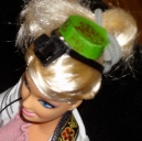 Kippah Barbie