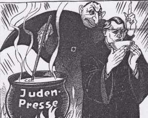Der Sturmer cover 1932