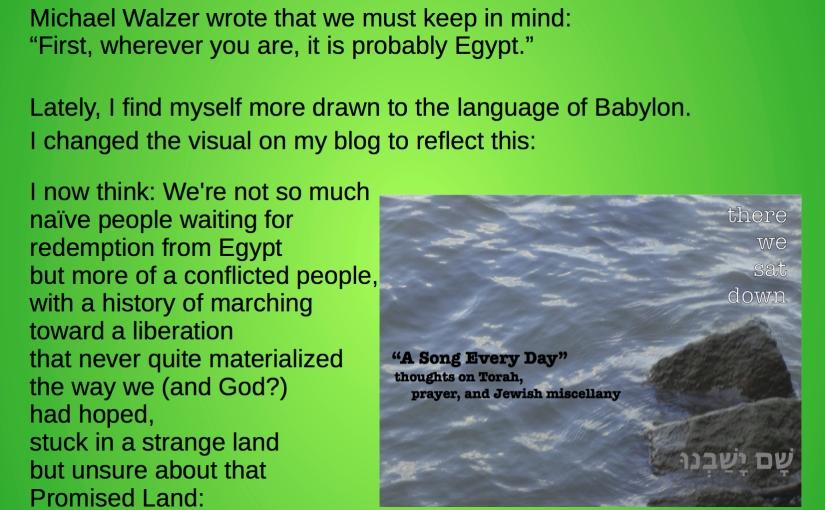 Teapots in Babylon