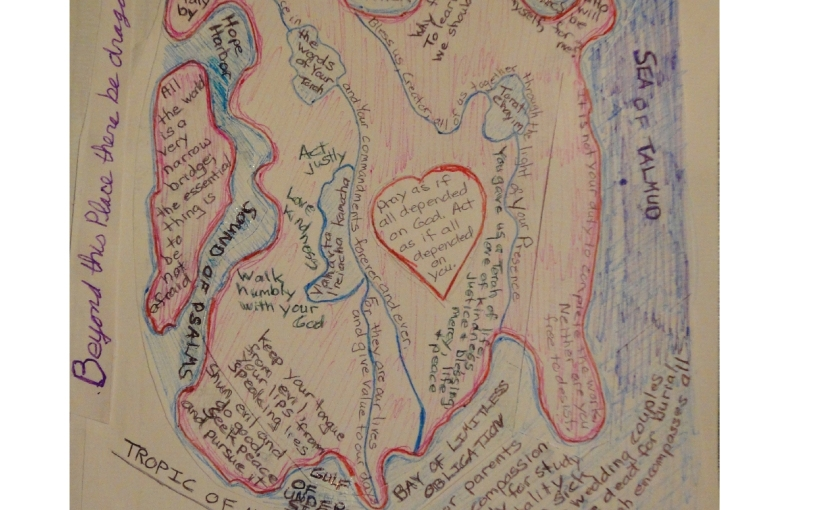 Map Your Heart Out, part1
