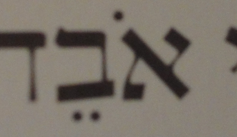 Why is This 'Oved' Different from The Other Seder 'Oved'?