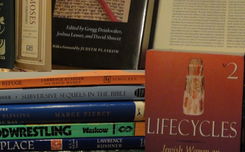 Toward a Jewish Bible Reader'sSelf-Inventory