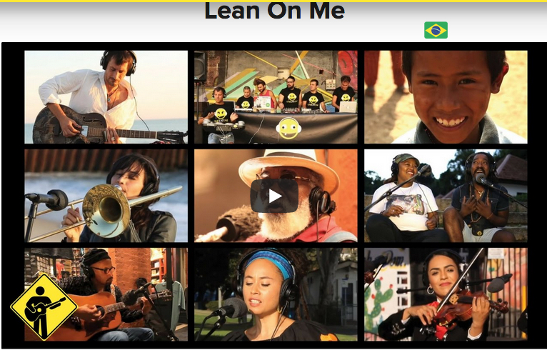 """""""Lean on Me""""Day"""