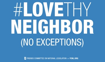 lovetheyneighborblue