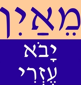 Whence Comes Help: After TishaB'av